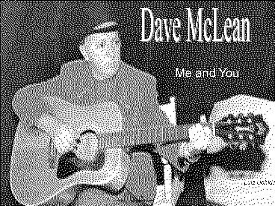 Dave McLean Me and You Luiz Uchida