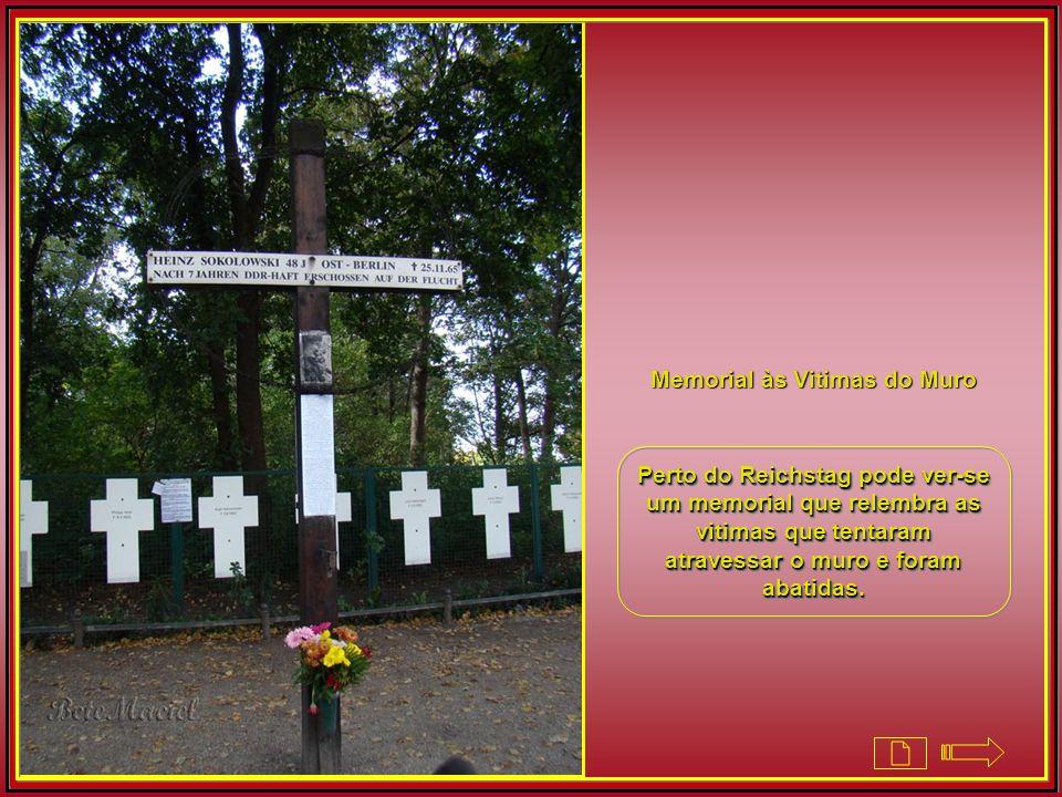 Memorial às Vitimas do Muro