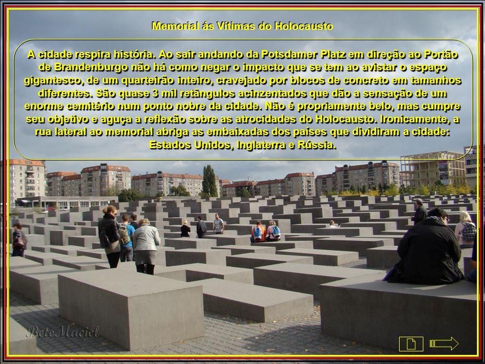 Memorial ás Vítimas do Holocausto