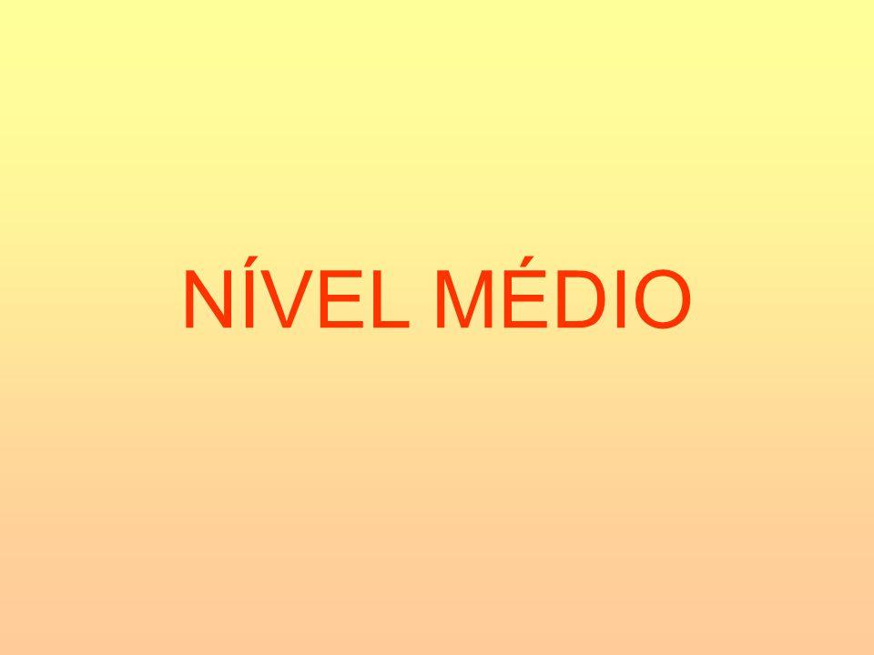 NÍVEL MÉDIO