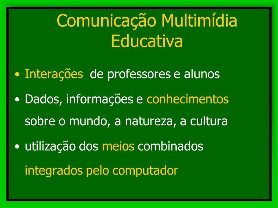 Comunicação Multimídia Educativa