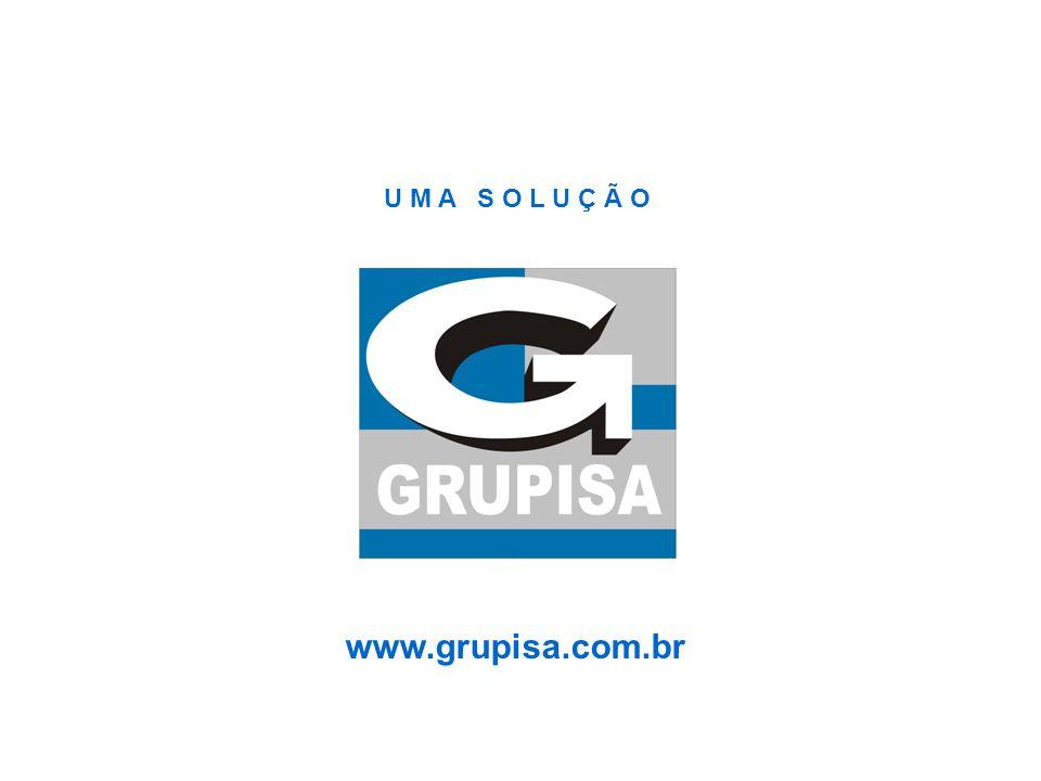 U M A S O L U Ç Ã O www.grupisa.com.br