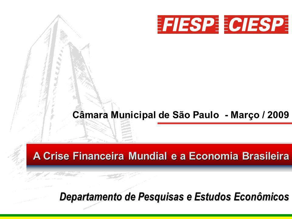 Departamento de Pesquisas e Estudos Econômicos