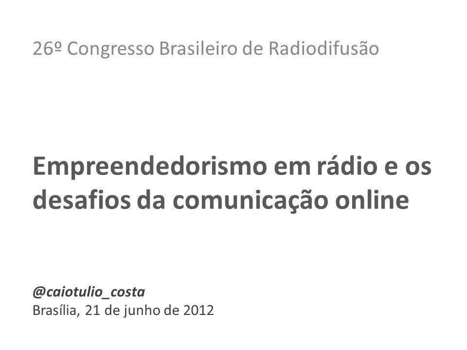 26º Congresso Brasileiro de Radiodifusão
