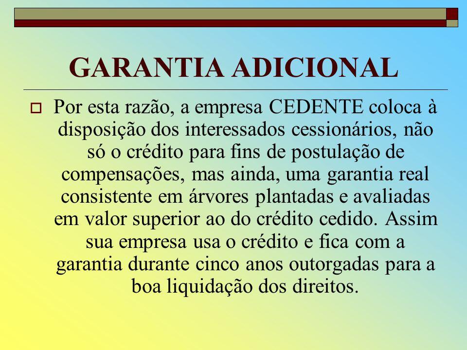 GARANTIA ADICIONAL
