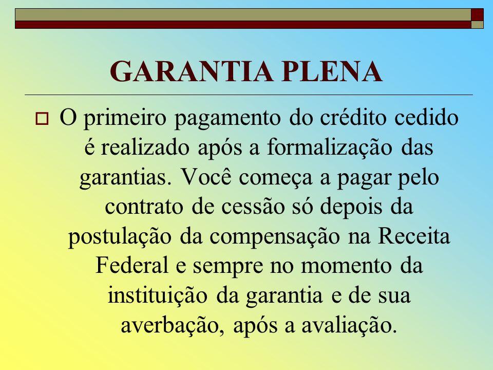 GARANTIA PLENA