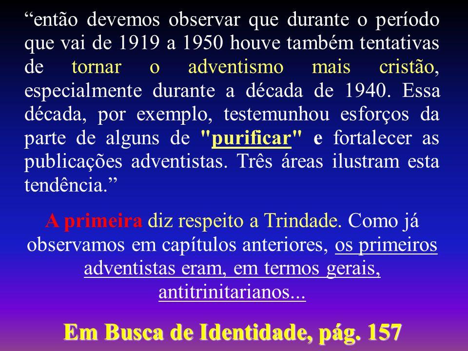 Em Busca de Identidade, pág. 157