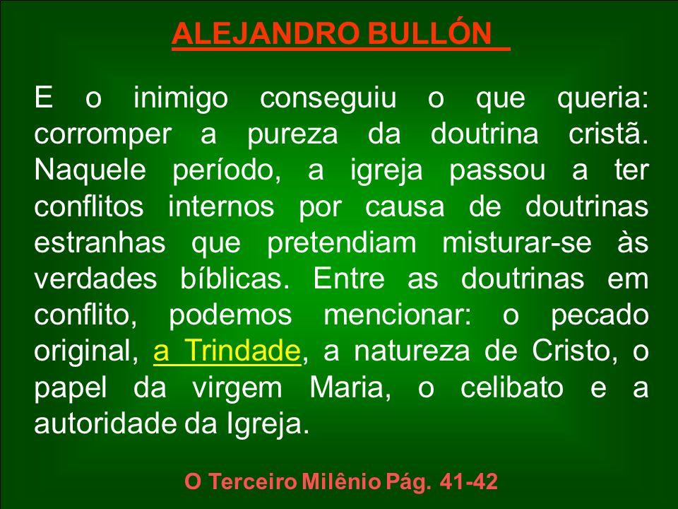 O Terceiro Milênio Pág. 41-42