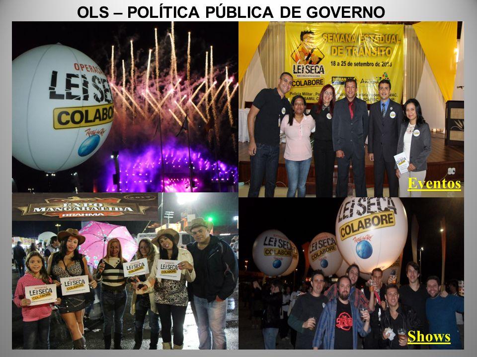OLS – POLÍTICA PÚBLICA DE GOVERNO