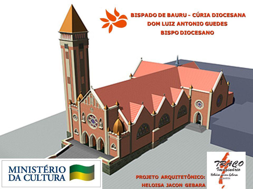 BISPADO DE BAURU - CÚRIA DIOCESANA DOM LUIZ ANTONIO GUEDES