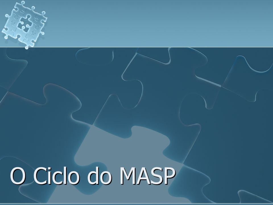 O Ciclo do MASP
