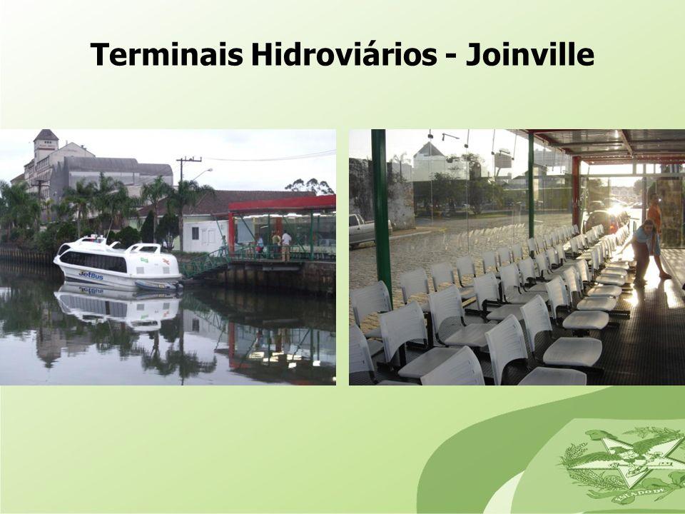 Terminais Hidroviários - Joinville