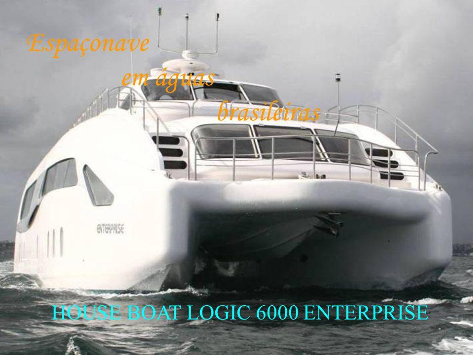 HOUSE BOAT LOGIC 6000 ENTERPRISE