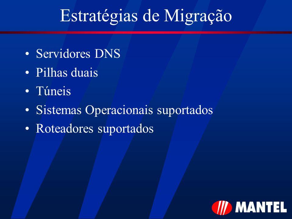 Estratégias de Migração