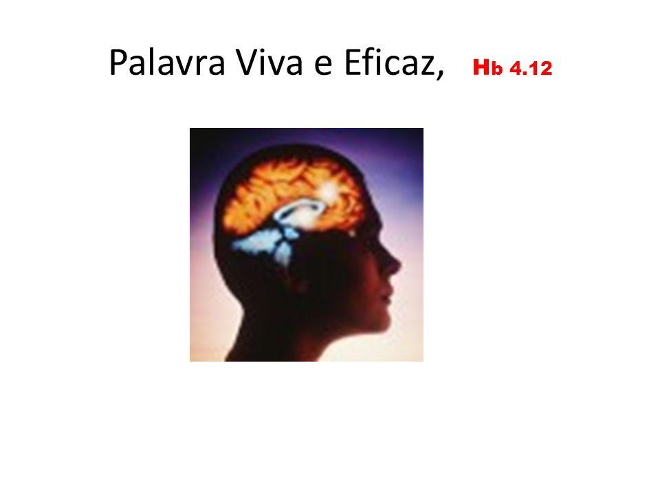 Palavra Viva e Eficaz, Hb 4.12