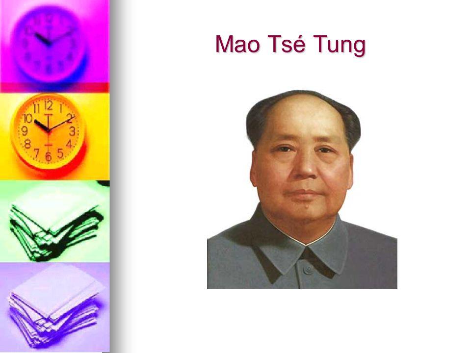 Mao Tsé Tung