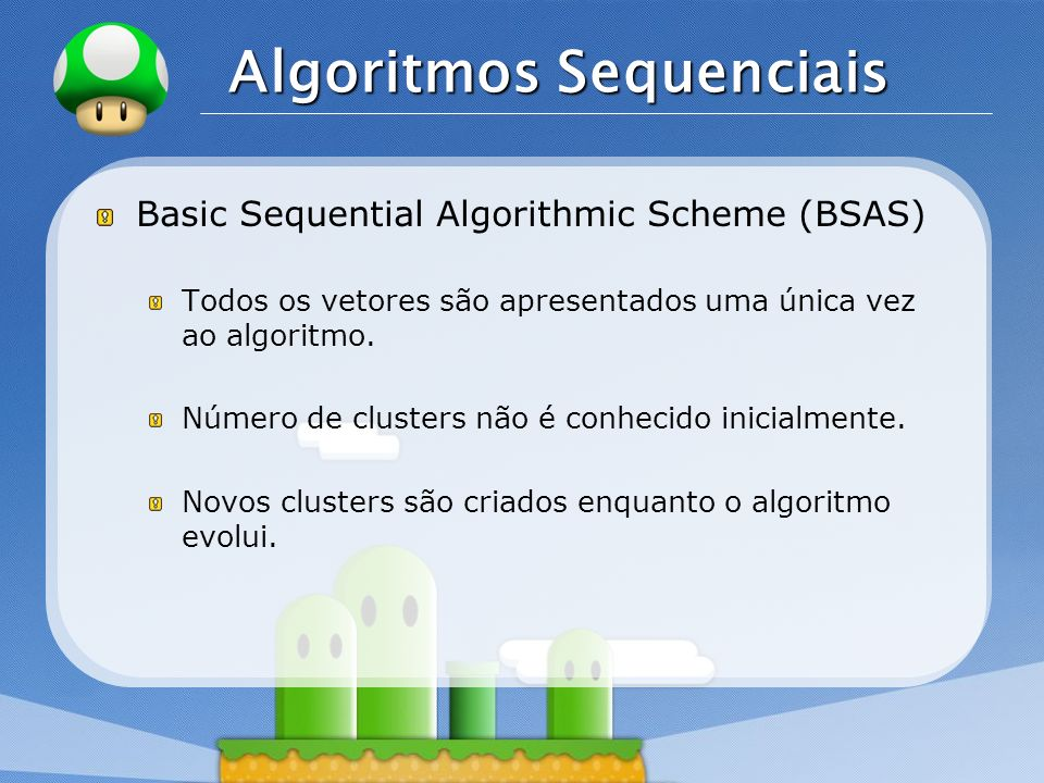 Algoritmos Sequenciais