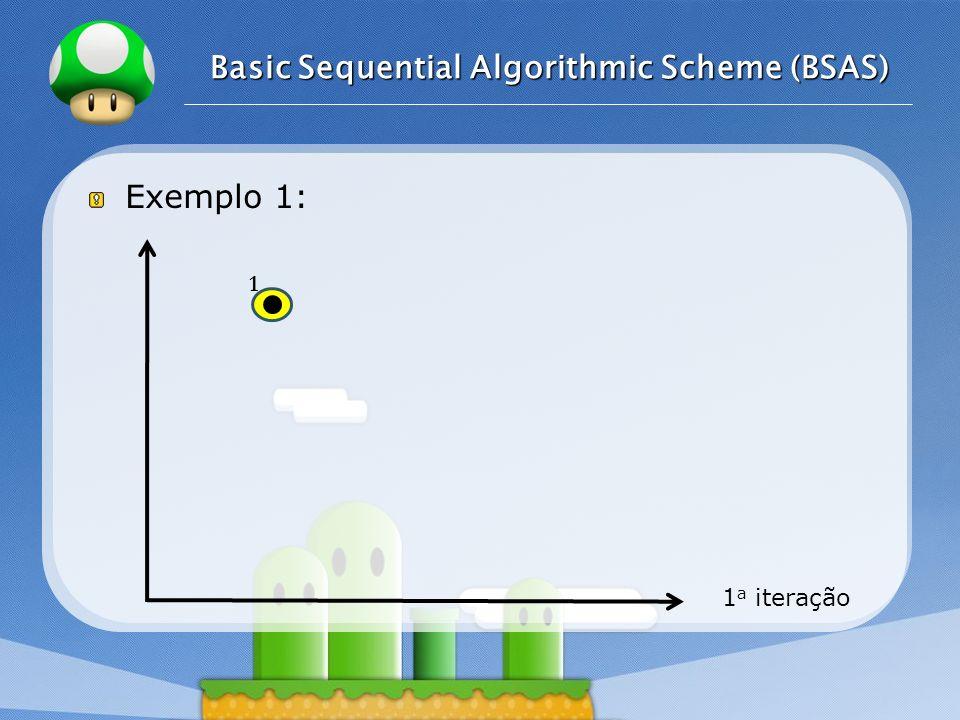 Basic Sequential Algorithmic Scheme (BSAS)