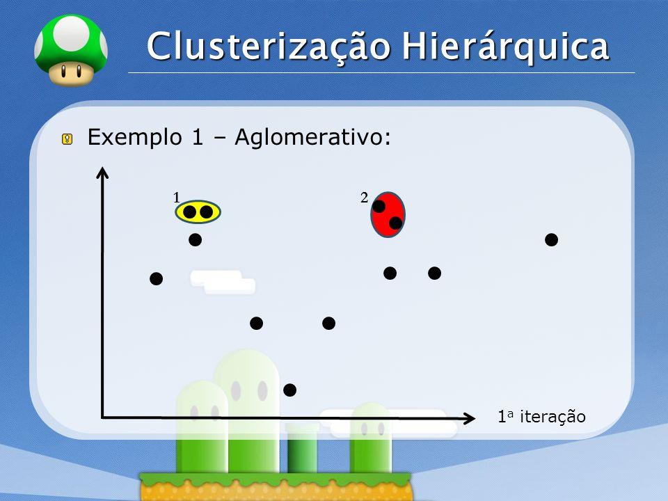 Clusterização Hierárquica