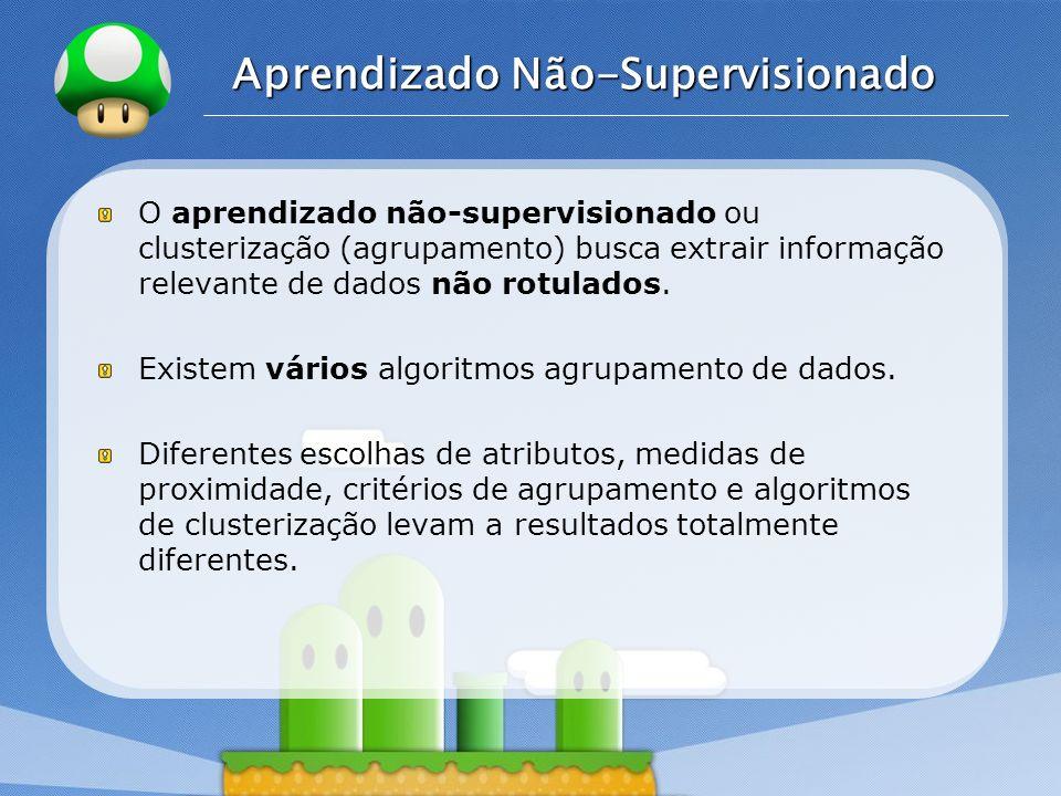 Aprendizado Não-Supervisionado
