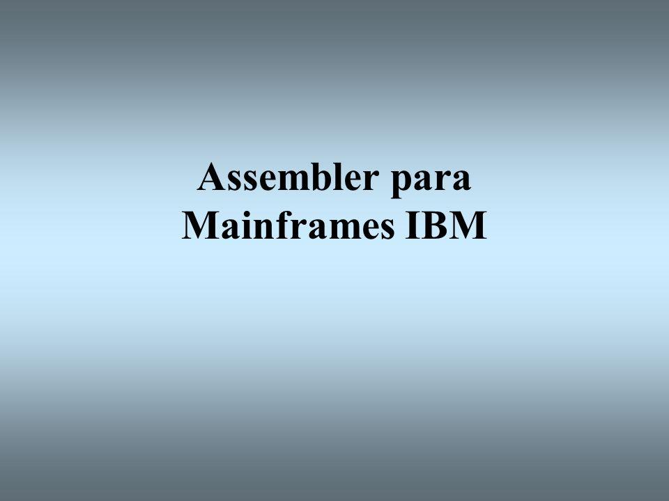 Assembler para Mainframes IBM