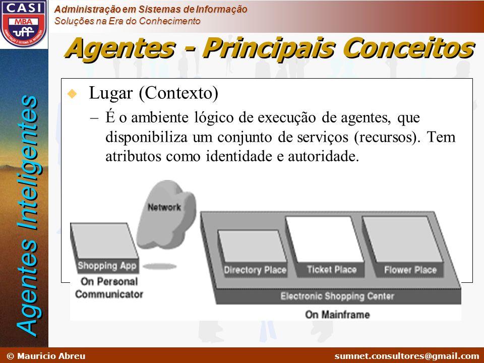 Agentes - Principais Conceitos