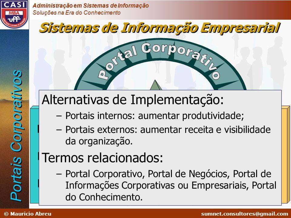 Sistemas de Informação Empresarial