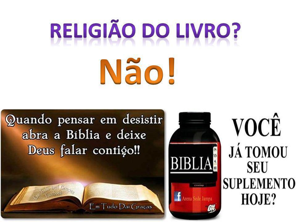 Religião do livro Não!