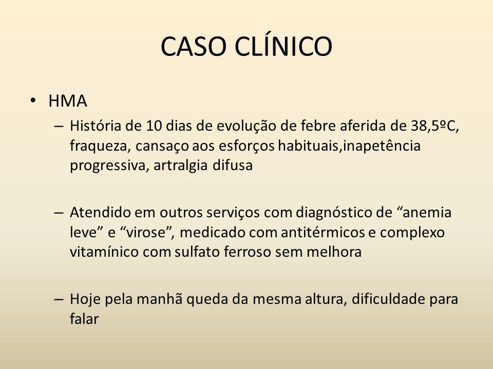 CASO CLÍNICO HMA.