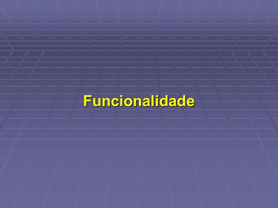 Funcionalidade