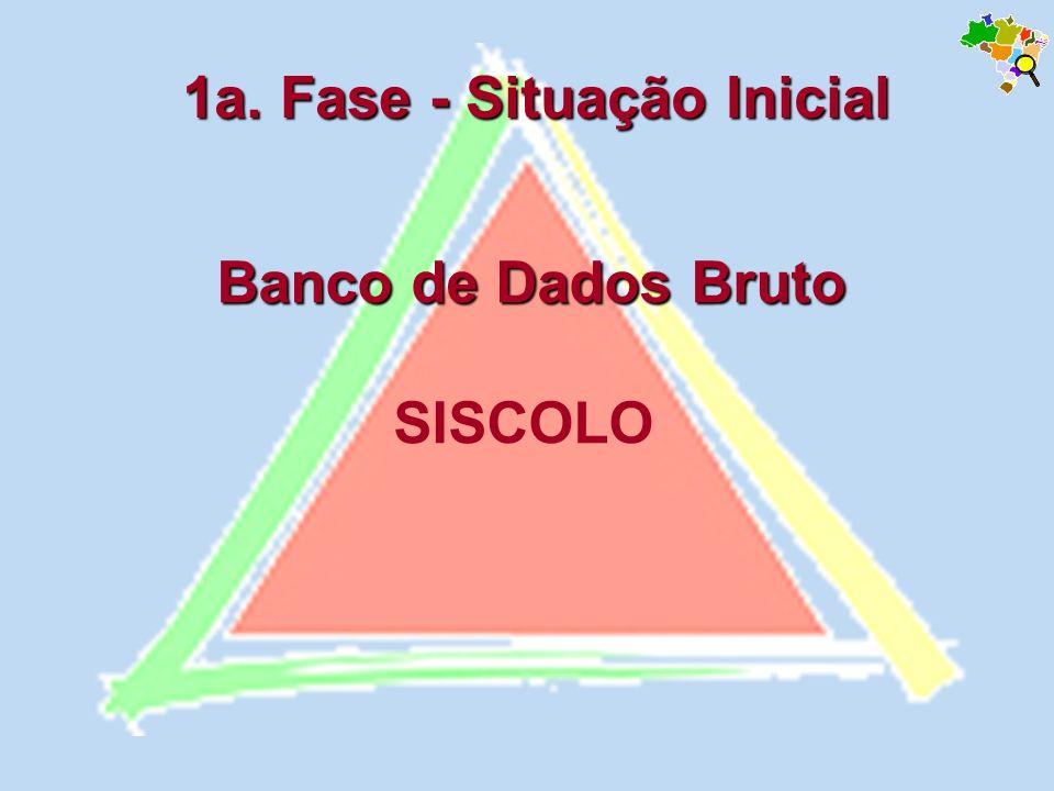 Banco de Dados Bruto SISCOLO
