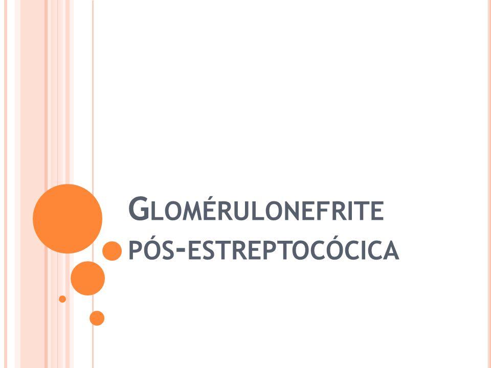 Glomérulonefrite pós-estreptocócica