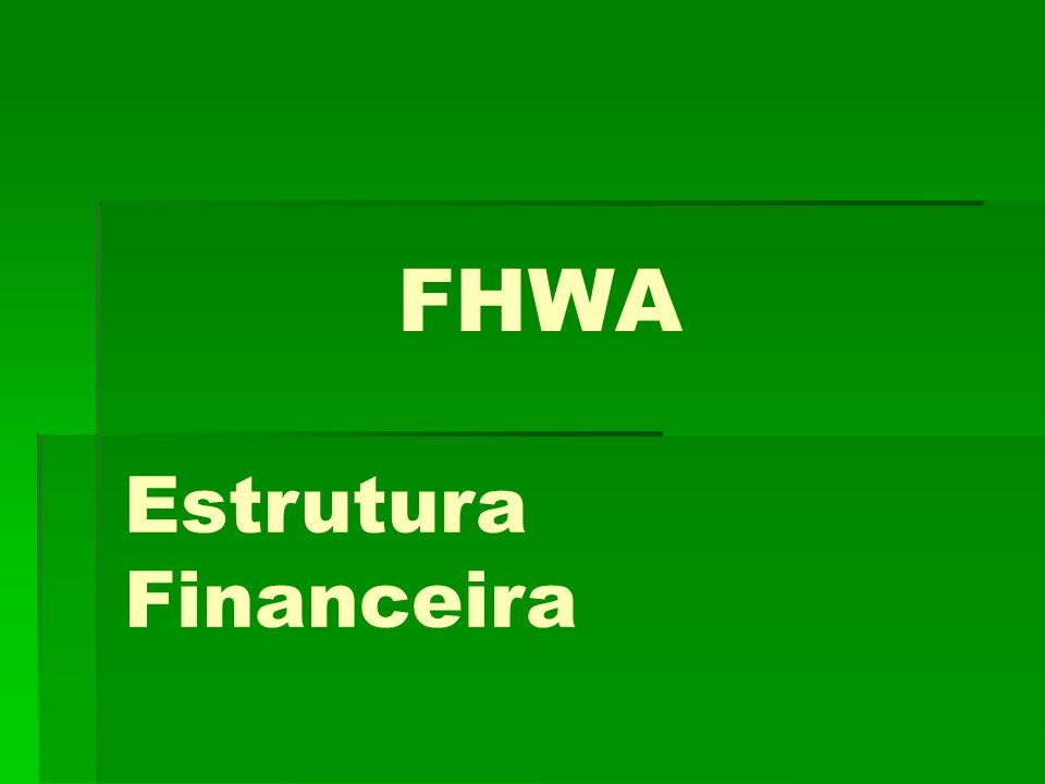 FHWA Estrutura Financeira