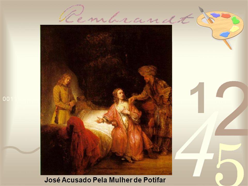 José Acusado Pela Mulher de Potifar