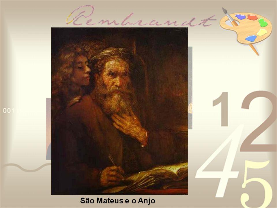 São Mateus e o Anjo