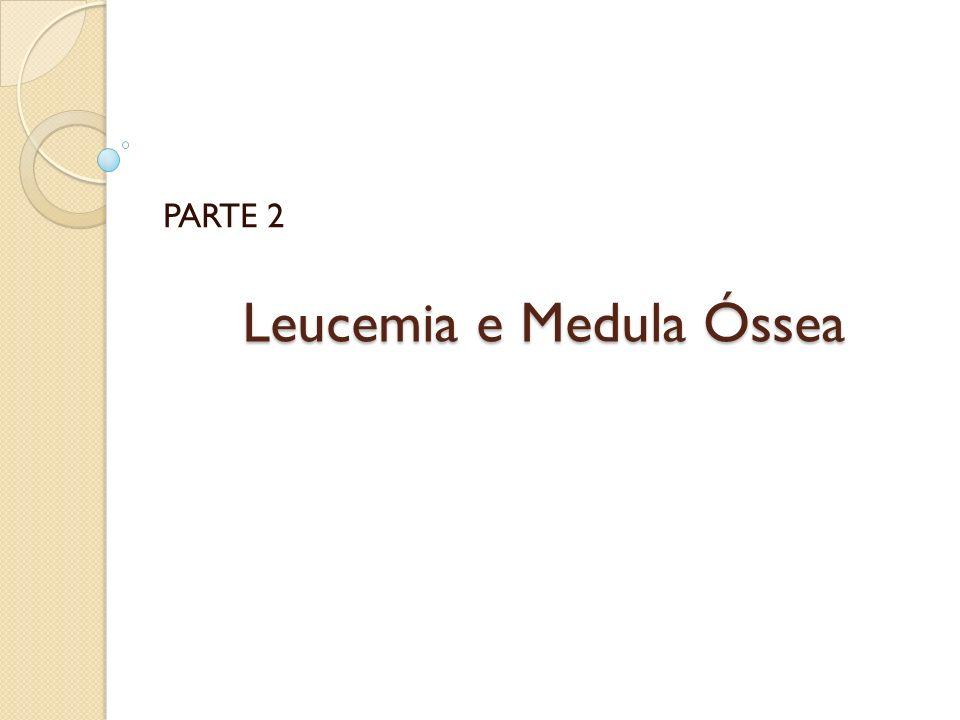 Leucemia e Medula Óssea