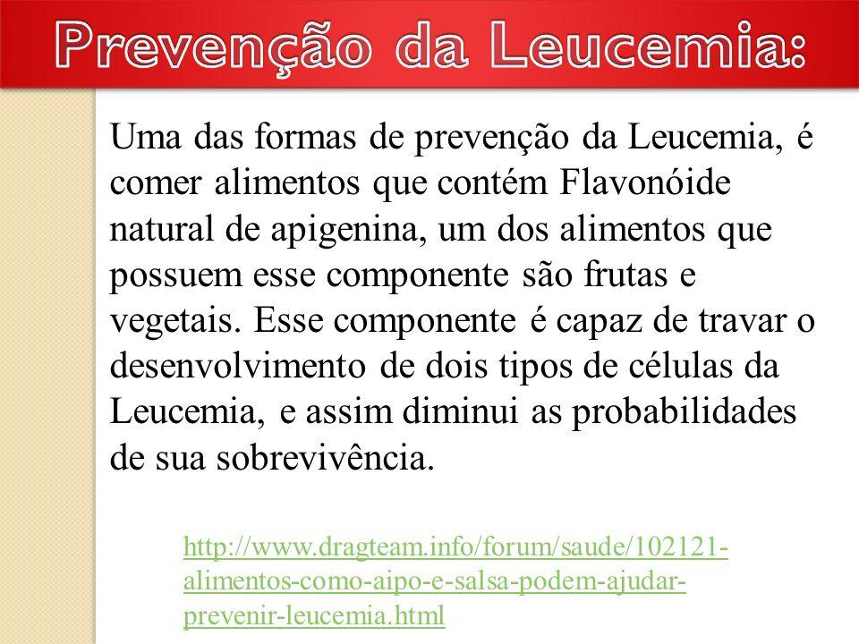 Prevenção da Leucemia: