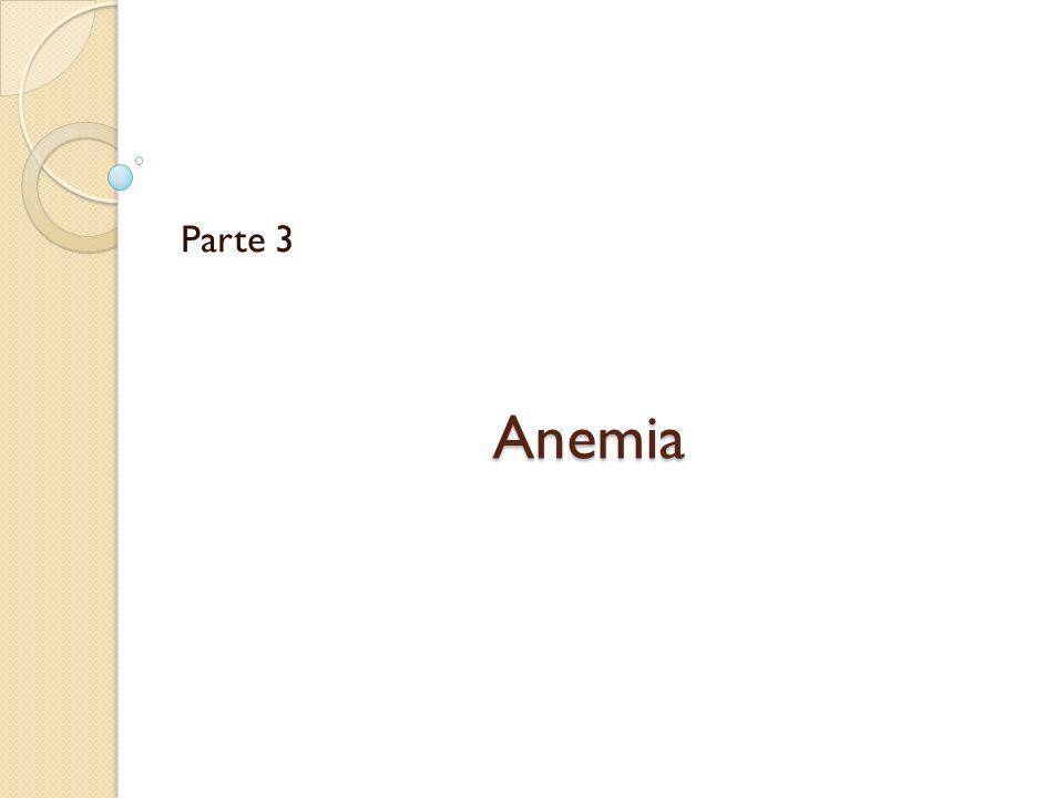 Parte 3 Anemia