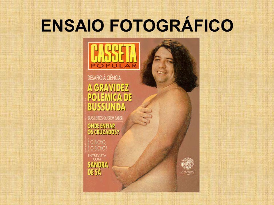 ENSAIO FOTOGRÁFICO