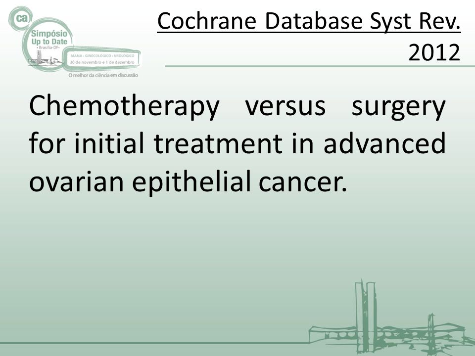 Cochrane Database Syst Rev. 2012