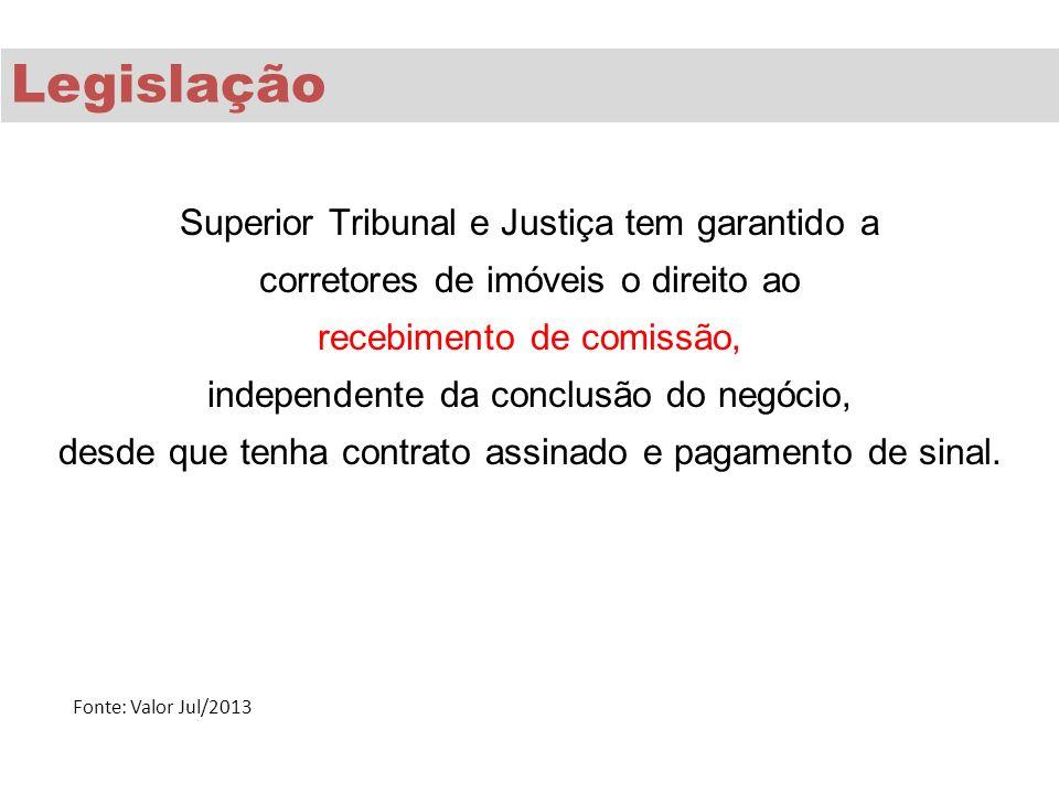 Legislação Superior Tribunal e Justiça tem garantido a