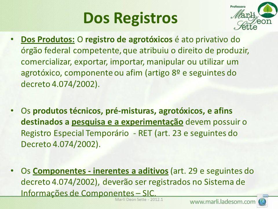 Dos Registros