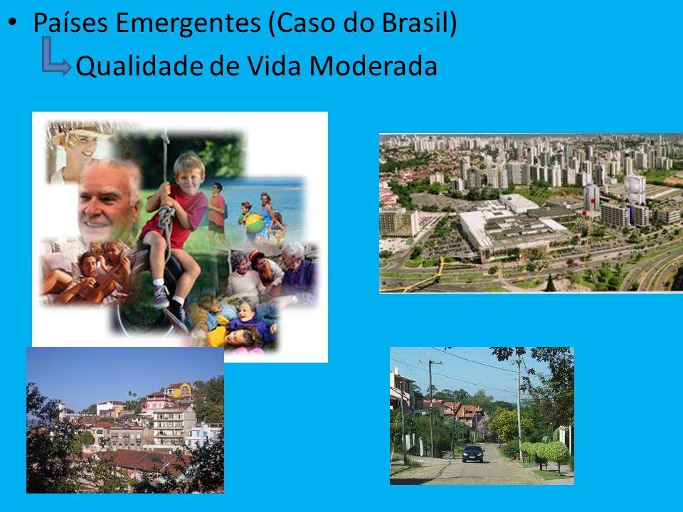 Países Emergentes (Caso do Brasil)