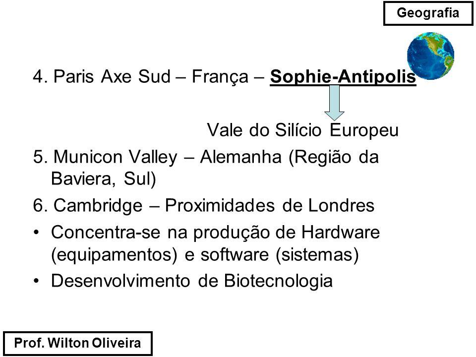 4. Paris Axe Sud – França – Sophie-Antipolis