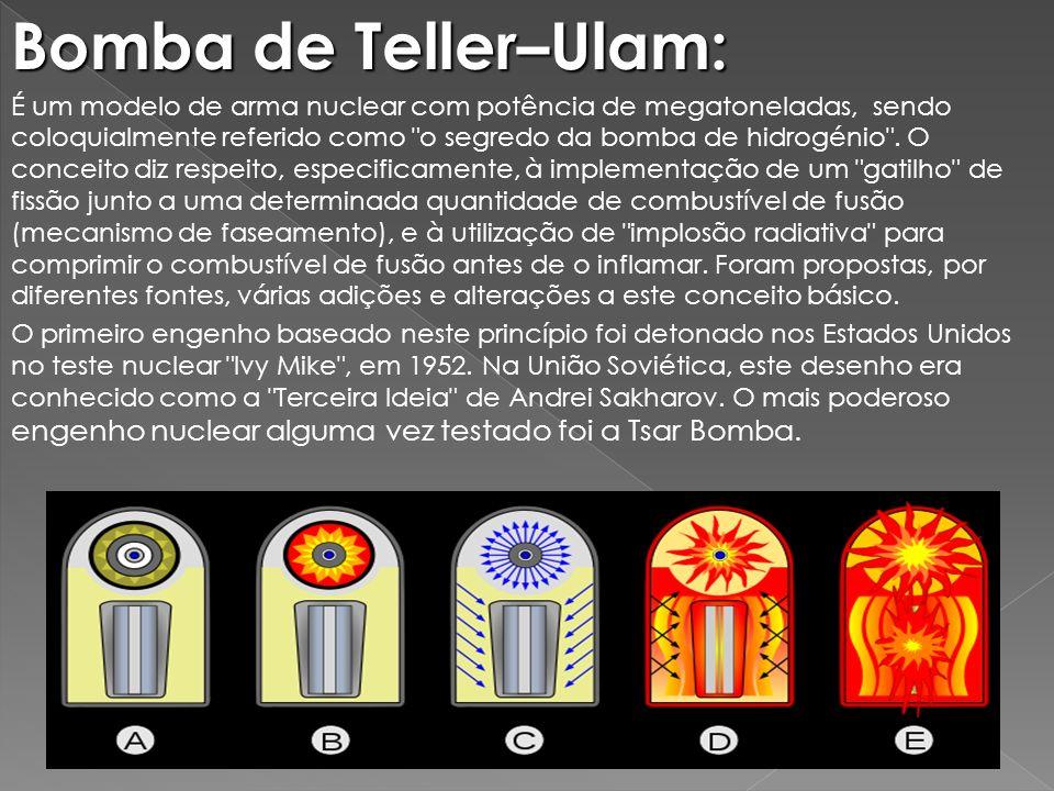Bomba de Teller–Ulam:
