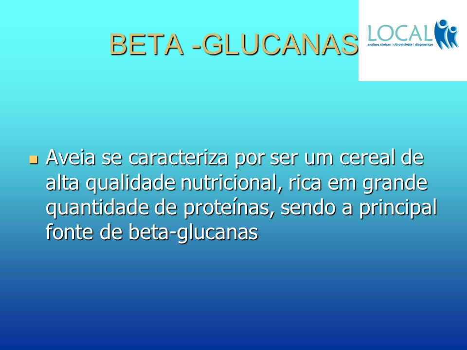 BETA -GLUCANAS