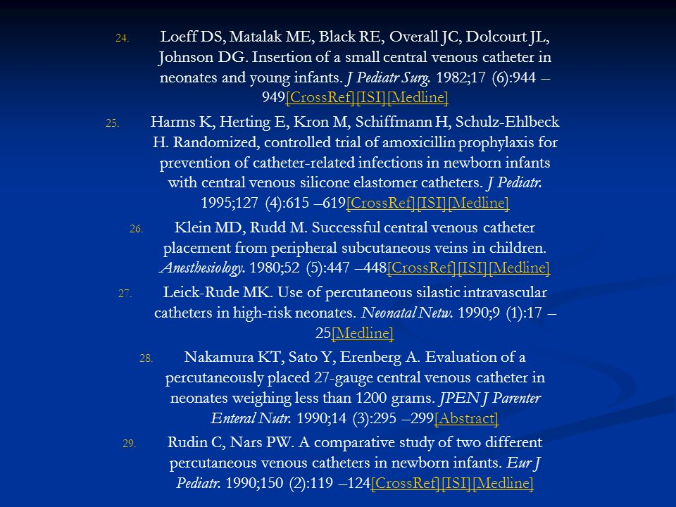 Loeff DS, Matalak ME, Black RE, Overall JC, Dolcourt JL, Johnson DG