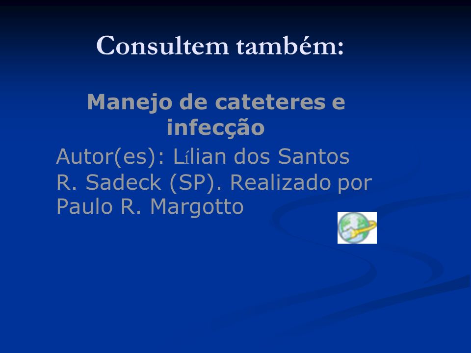 Manejo de cateteres e infecção