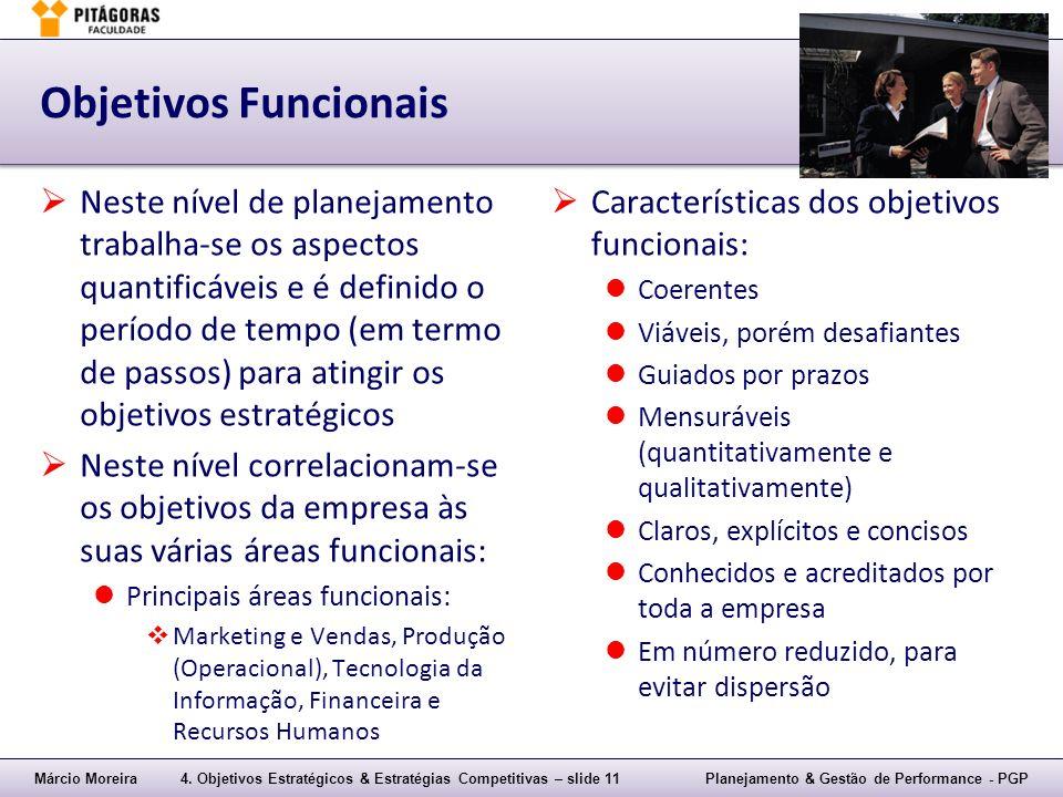 Objetivos Funcionais