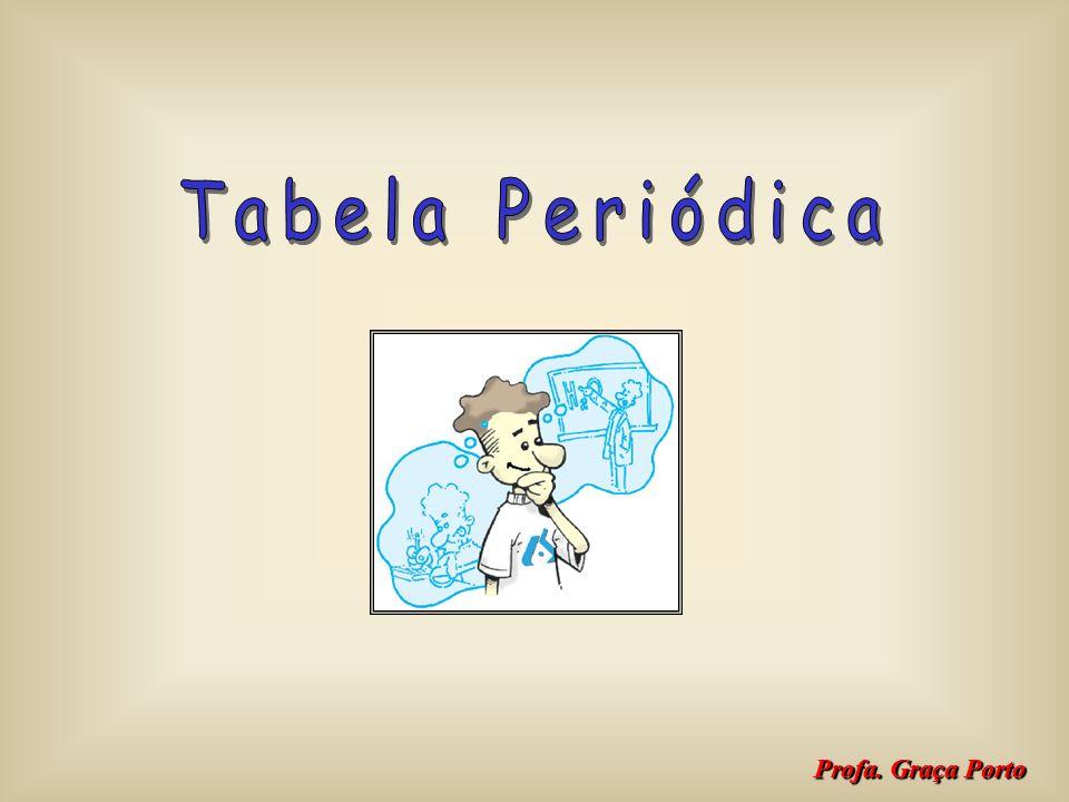 Tabela Periódica Profa. Graça Porto